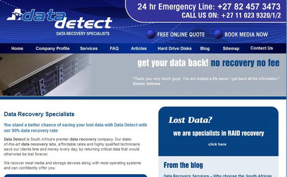 datadetect