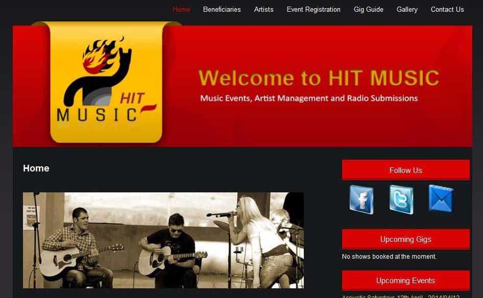 hit music screenshot